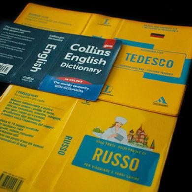 Bucheinband Wörterbücher