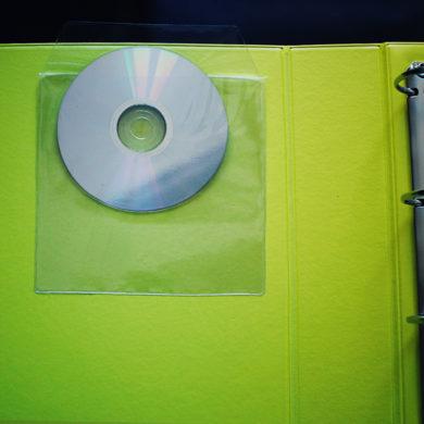 selbstklebenden transparente PVC-Taschen und Hüllen