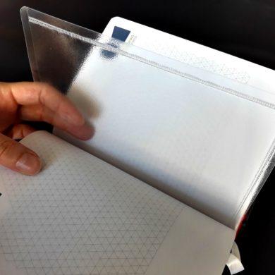 transparente kunststofffolien